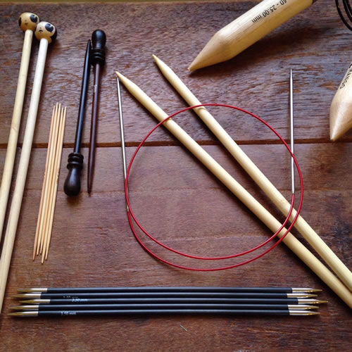 Which knitting needles should I use?